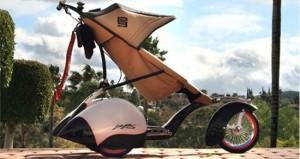 carucior design motocicleta curse