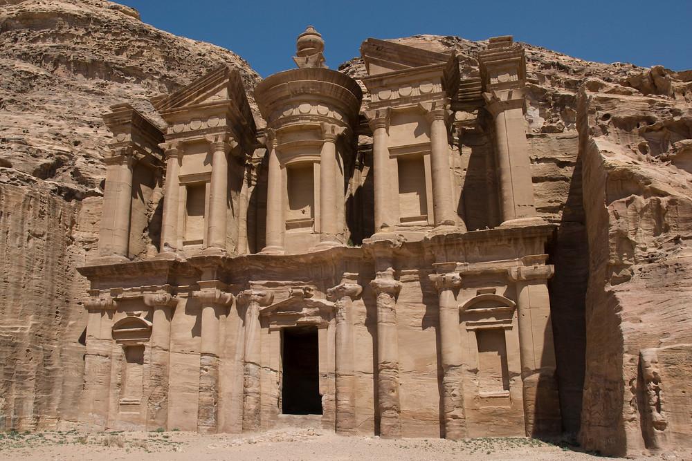 Petra - orasul de piatra