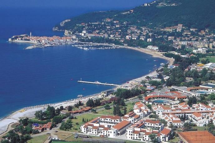 Riviera Budva din Muntenegru