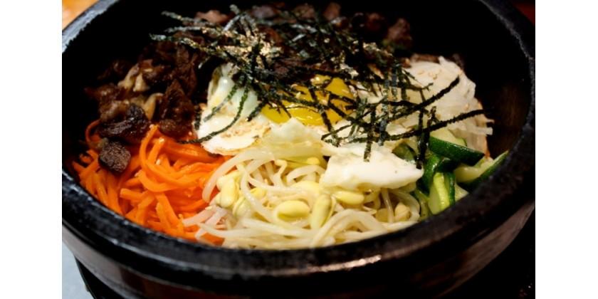 bibimbap din bucataria coreeana