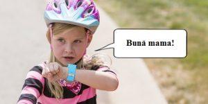 Ceas GPS pentru copii