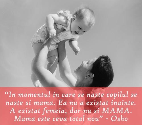 Ce varsta are mama?