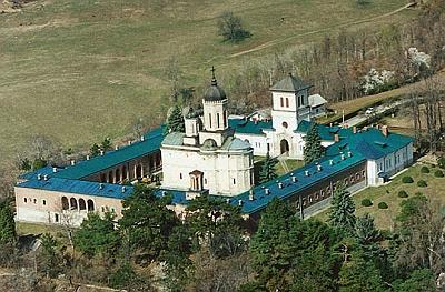 manastirea dealu din Targoviste